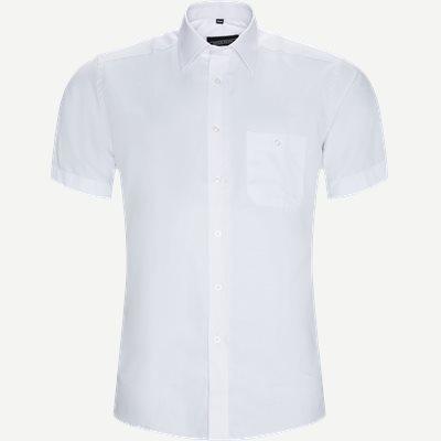 Manuel Kortærmet Skjorte Regular | Manuel Kortærmet Skjorte | Hvid