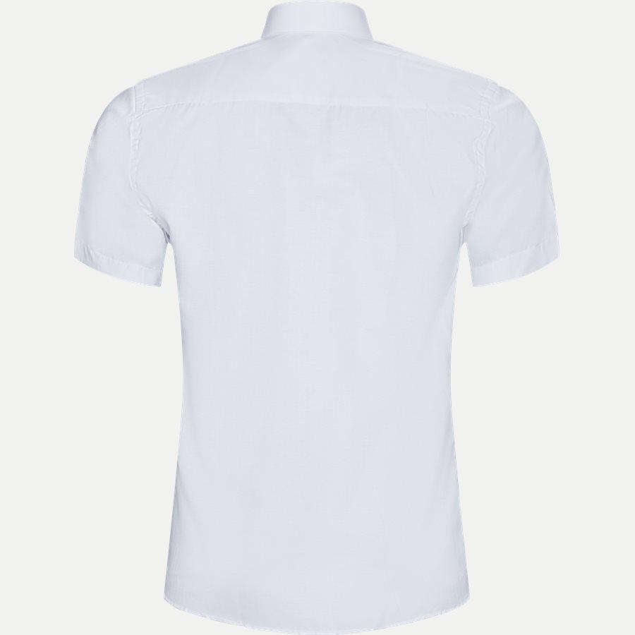 MANUEL - Manuel Kortærmet Skjorte - Skjorter - Regular - WHITE - 2