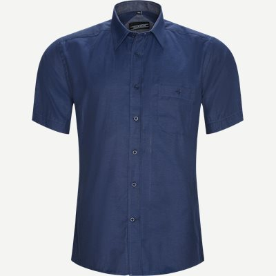 Fernando Kortærmet Skjorte  Regular | Fernando Kortærmet Skjorte  | Denim