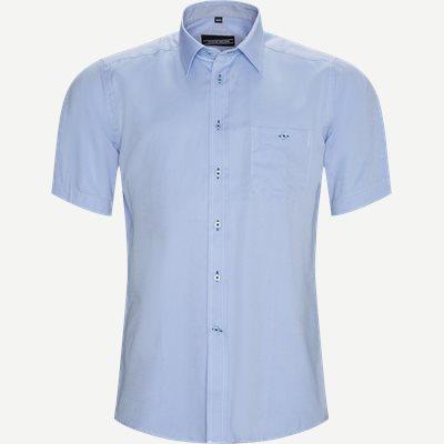 Fernando Kortærmet Skjorte  Regular | Fernando Kortærmet Skjorte  | Blå