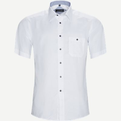Fernando Kortærmet Skjorte  Regular | Fernando Kortærmet Skjorte  | Hvid