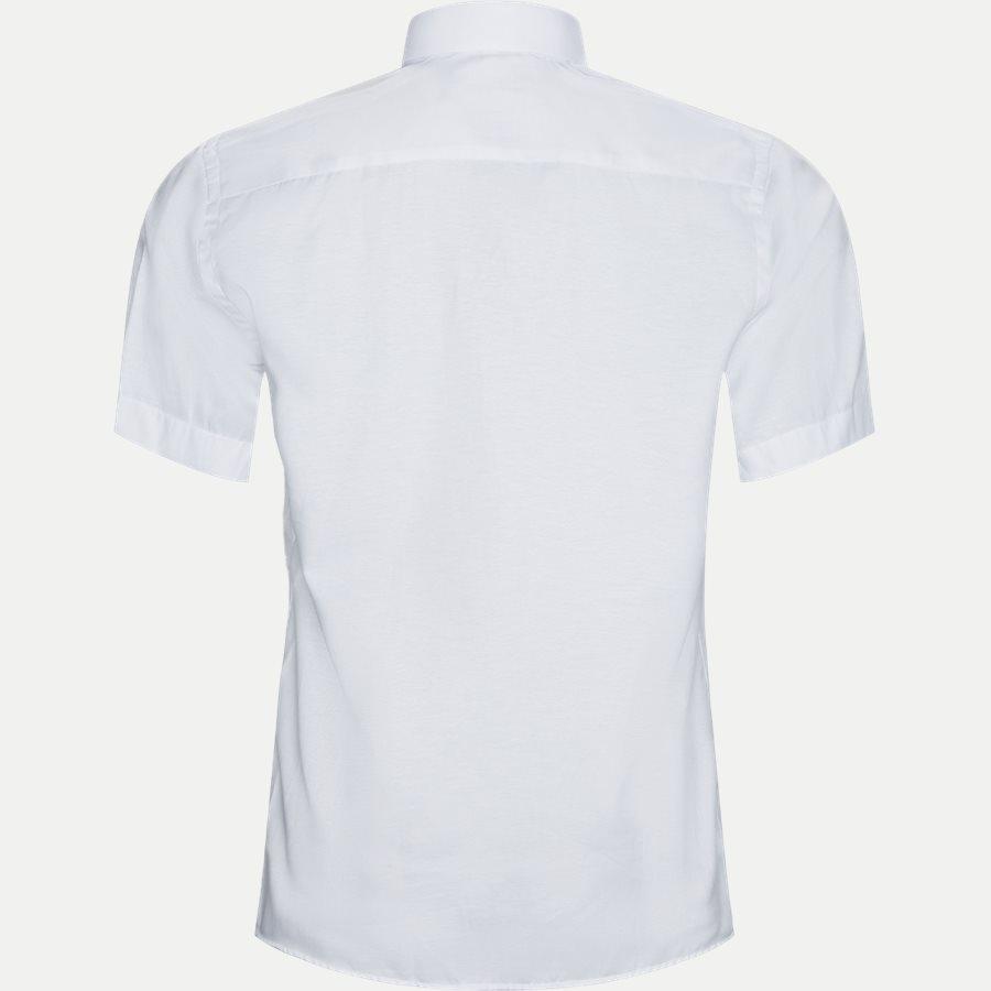 FERNANDO - Fernando Kortærmet Skjorte  - Skjorter - Regular - WHITE - 2