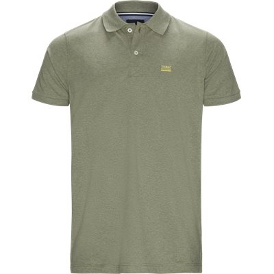 Nors KM Polo t-shirt Regular | Nors KM Polo t-shirt | Army