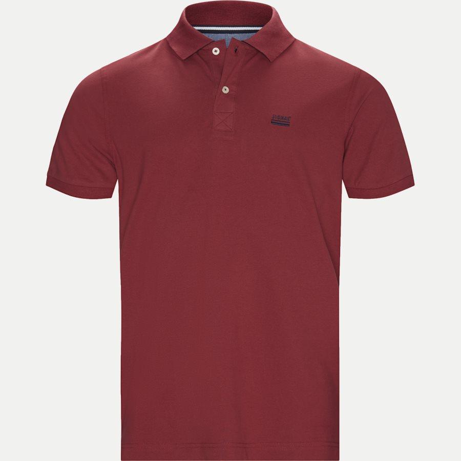 NORS S19 - T-shirts - Regular - BORDEAUX - 1