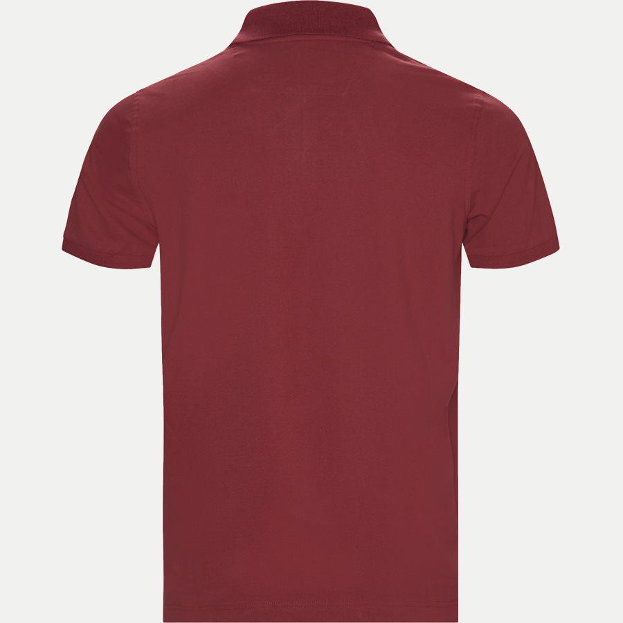 NORS S19 - T-shirts - Regular - BORDEAUX - 2