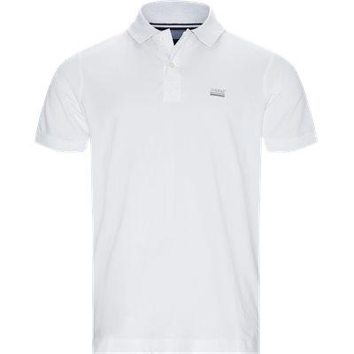 Nors KM Polo t-shirt Regular | Nors KM Polo t-shirt | Hvid