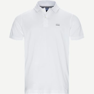 Nors KM Polo t-shirt Regular | Nors KM Polo t-shirt | Hvid