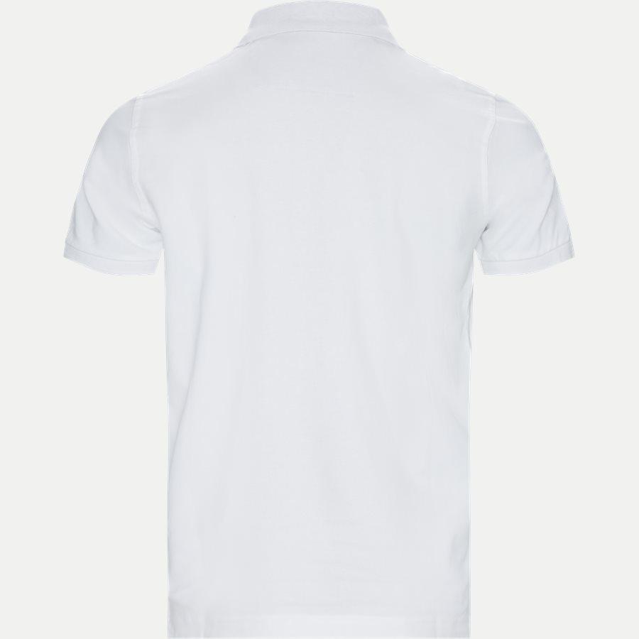NORS S19 - Nors KM Polo t-shirt - T-shirts - Regular - HVID - 2
