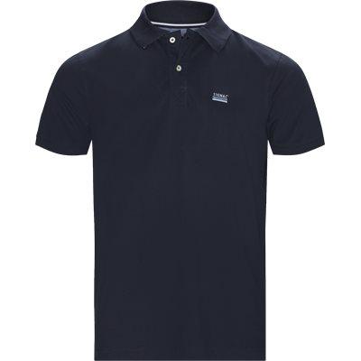 Nors KM Polo t-shirt Regular | Nors KM Polo t-shirt | Blå