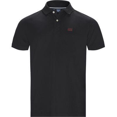 Nors KM Polo t-shirt Regular | Nors KM Polo t-shirt | Sort