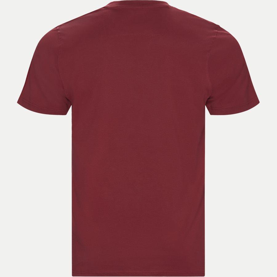 WAINE LOGO - T-shirts - Regular - BORDEAUX - 2