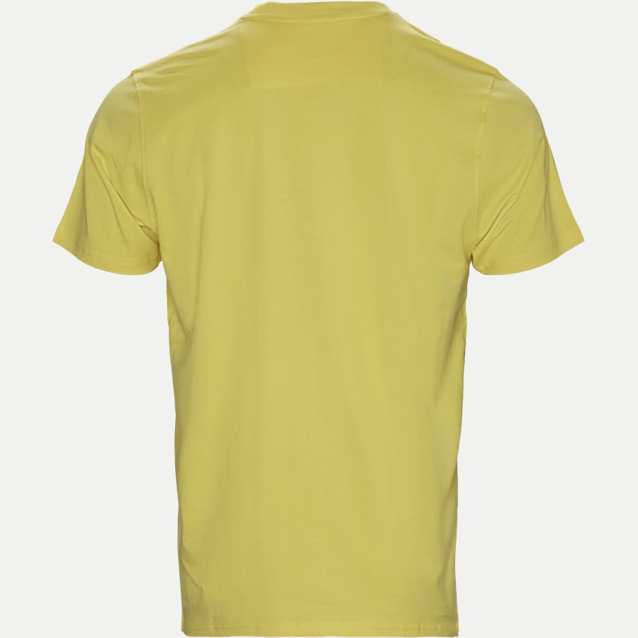WAINE LOGO - Wayne Tee KM  - T-shirts - Regular - GUL - 2