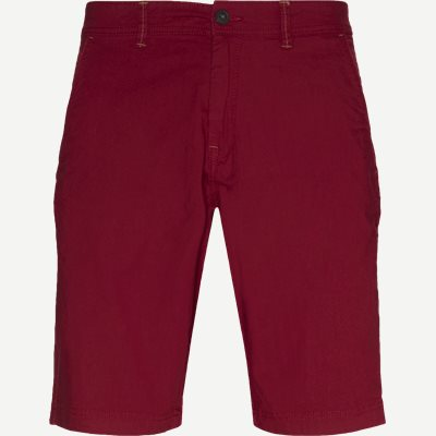 Regular | Shorts | Weinrot