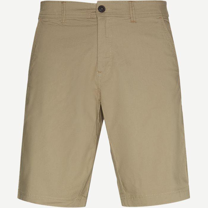 Vincent Shorts KM - Shorts - Regular - Sand