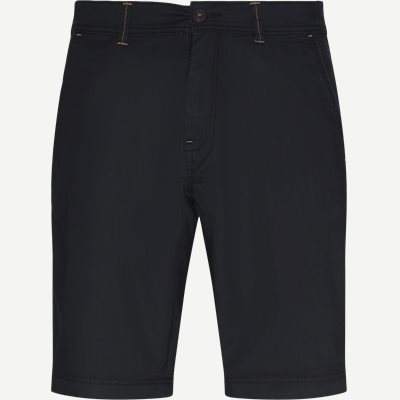 Regular | Shorts | Schwarz