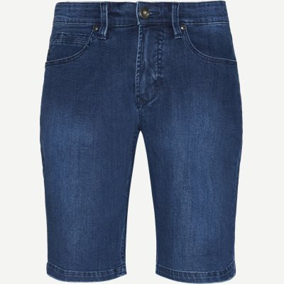 Ernest KM Shorts Regular | Ernest KM Shorts | Denim