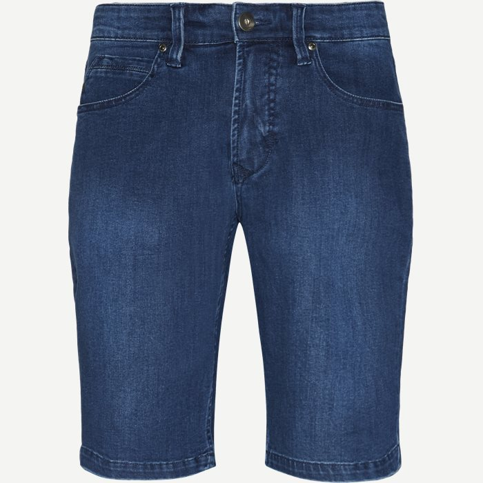 Ernest KM Shorts - Shorts - Regular - Denim