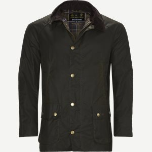 Ashby Waxed Jacket Slim | Ashby Waxed Jacket | Army