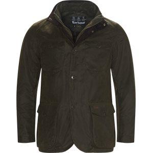 Ogston Waxed Jacket Regular | Ogston Waxed Jacket | Army