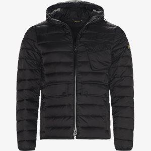Ouston Fibredown Jacket Slim | Ouston Fibredown Jacket | Sort