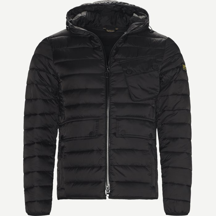Ouston Fibredown Jacket - Jakker - Slim - Sort