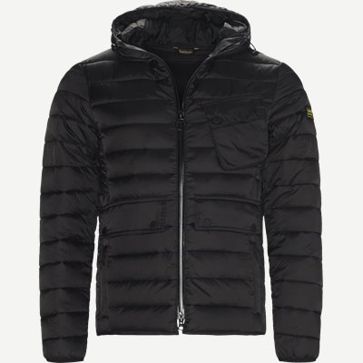 Ouston Fibredown Jacket Slim | Ouston Fibredown Jacket | Sort