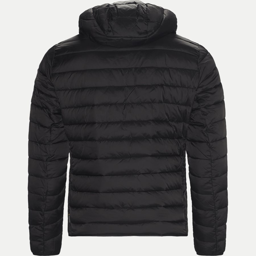 OUSTON - Ouston Fibredown Jacket - Jakker - Slim - SORT - 2