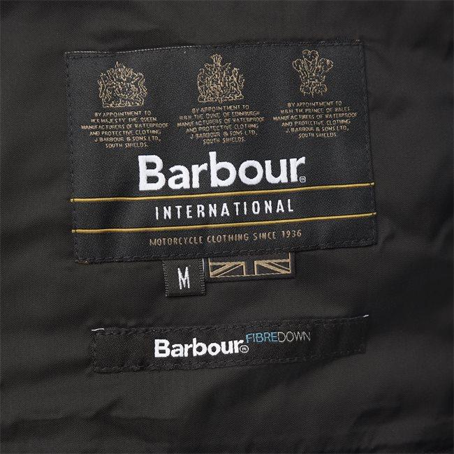 Ouston Fibredown Jacket