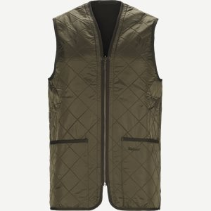 Polar Quiltet Waistcoat Regular | Polar Quiltet Waistcoat | Army