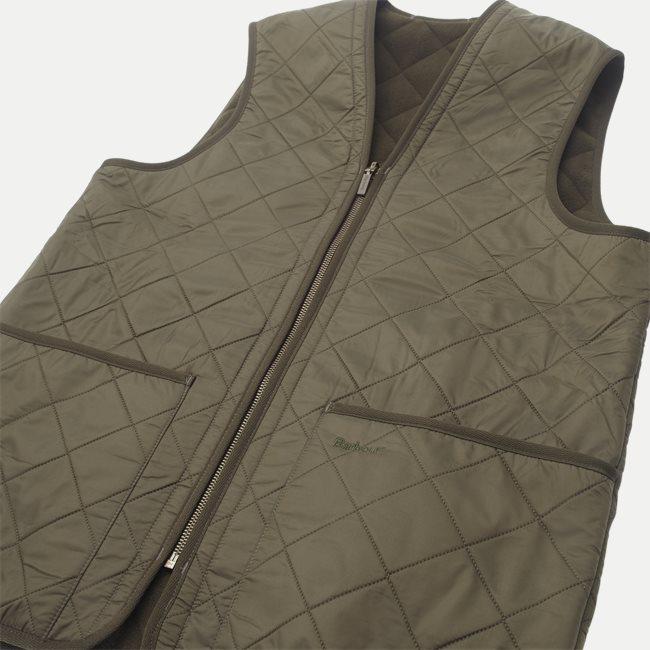 Polar Quiltet Waistcoat