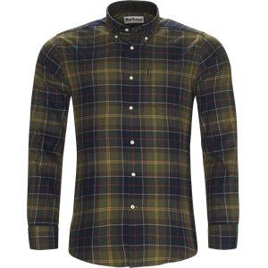 Stapleton Murray Shirt Tailored fit | Stapleton Murray Shirt | Army