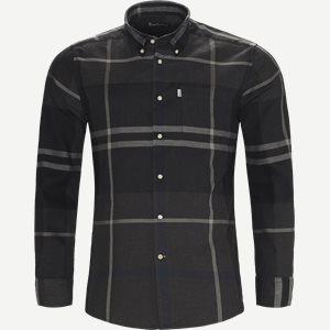 Dunoon Shirt Tailored fit | Dunoon Shirt | Grå