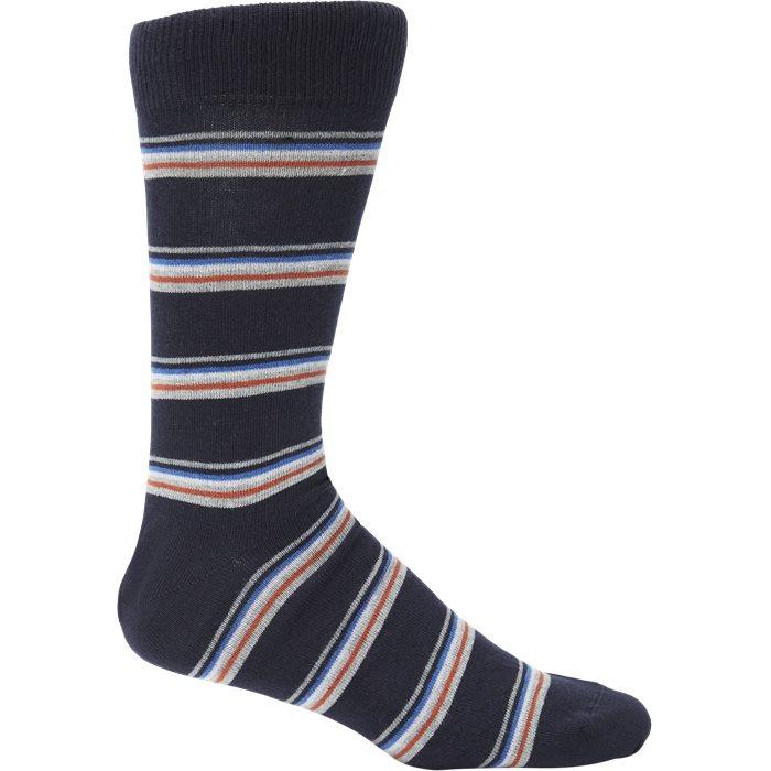 Chester Sokker - Strømper - Blå