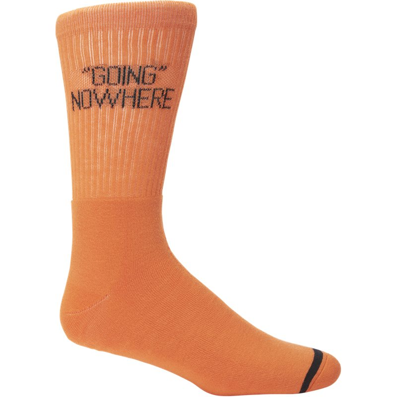 Quint Nowhere Sokker Orange