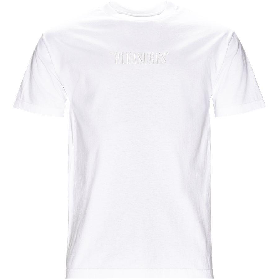 CORE LOGO EMBRO TEE - Core Logo Embro Tee - T-shirts - Regular - HVID - 1