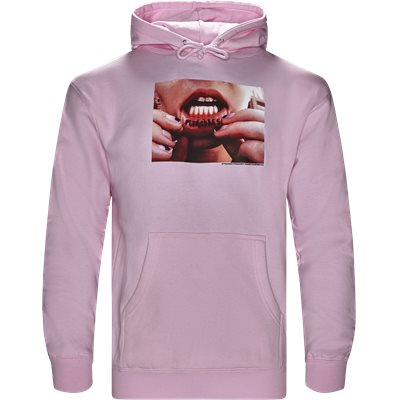 Tattoo Hoody Regular | Tattoo Hoody | Pink