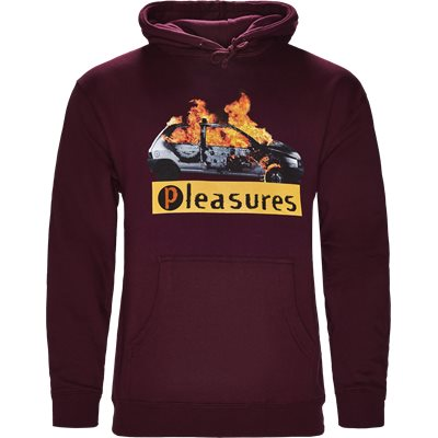 Crash Hoody Regular | Crash Hoody | Bordeaux