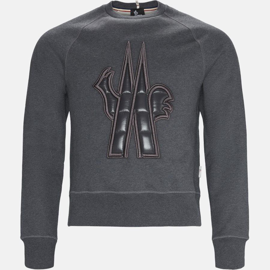 80002 50 80426 NY - Sweatshirts - Regular fit - GRÅ - 1