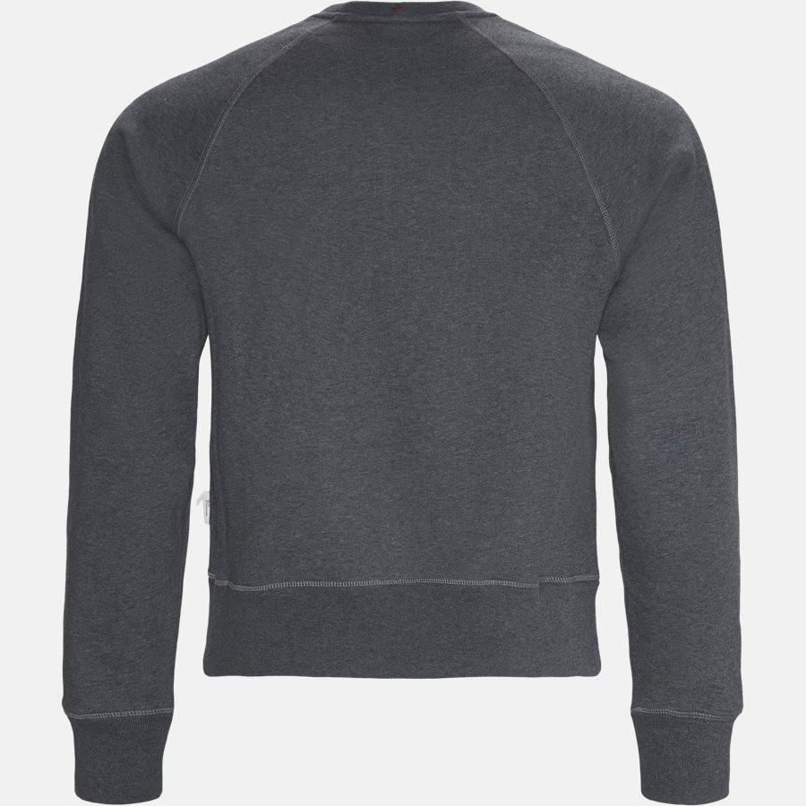 80002 50 80426 NY - Sweatshirts - Regular fit - GRÅ - 2