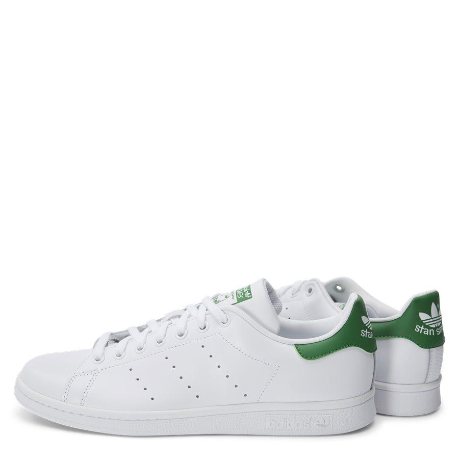 50403d4f174 STAN SMITH M20324. Shoes HVID/GRØN from Adidas Originals 100 EUR