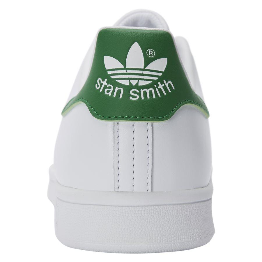 STAN SMITH M20324. - Stan Smith - Sko - HVID/GRØN - 7