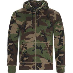 Camo Hoodie Sweatshirt Regular | Camo Hoodie Sweatshirt | Army