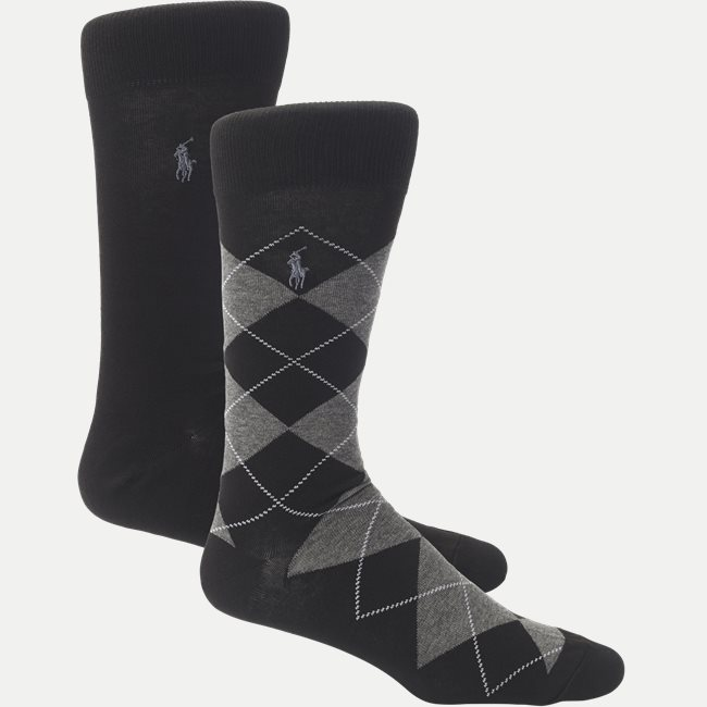 2 Pack Socks