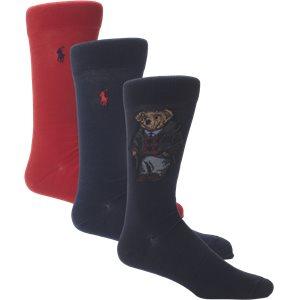 3-pack Socks 3-pack Socks | Blå