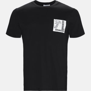 Regular fit | T-shirts | Black