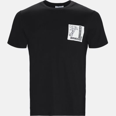 Regular fit | T-shirts | Sort
