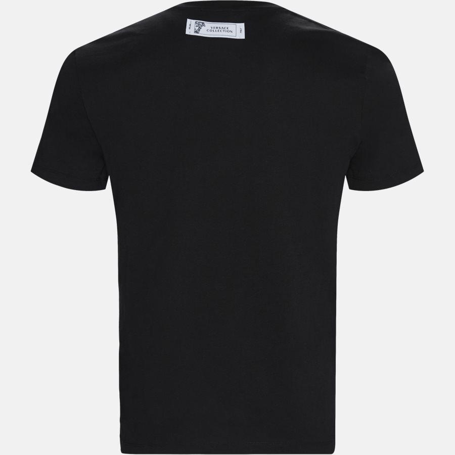 V800683R5 VJ100180 - T-shirts - Regular fit - SORT - 2