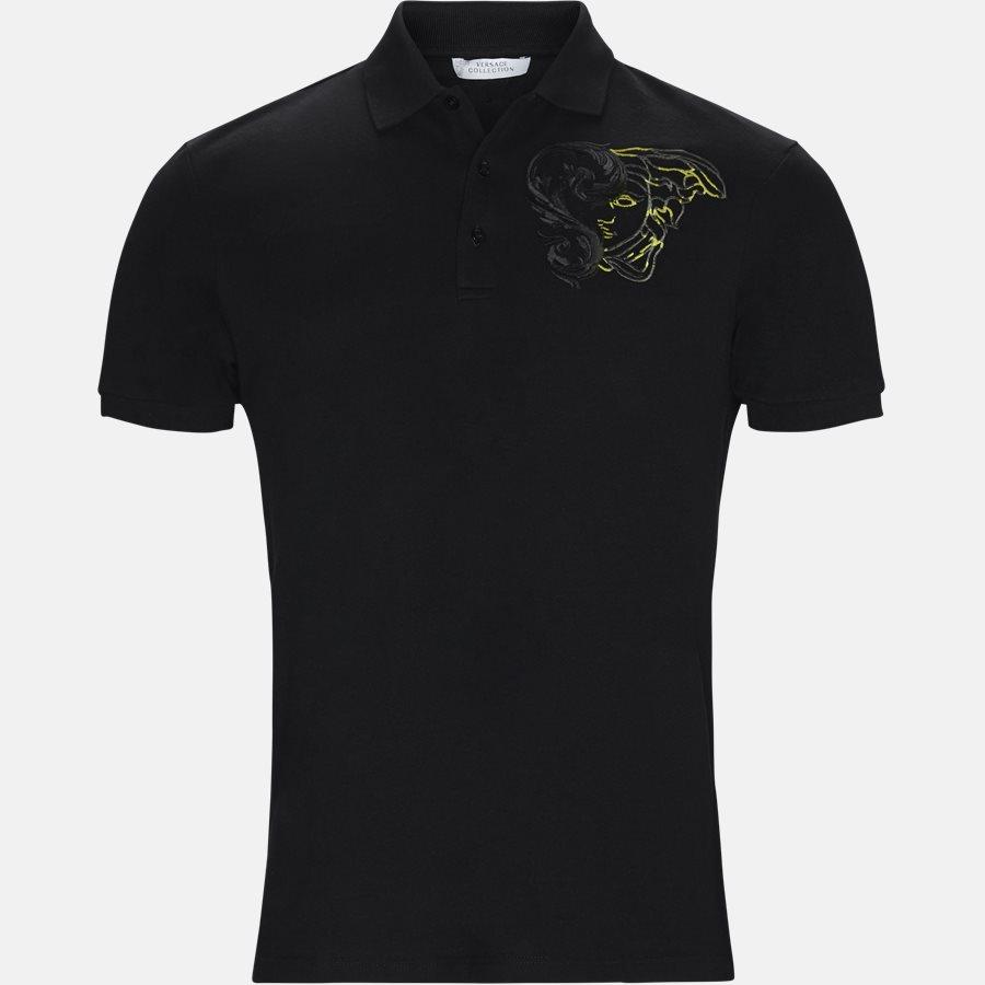 V800543P VJ00068 - T-shirts - Regular fit - SORT - 1