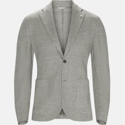 Slim   Blazers   Grey
