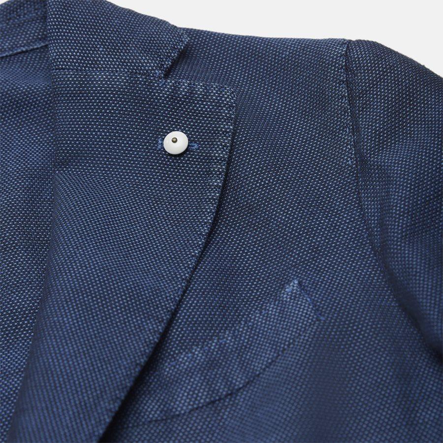 95779 2857 JACK SLIM - Blazer - Slim - BLUE - 4